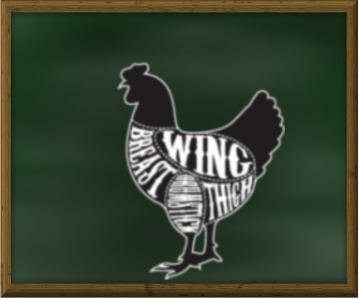 chicken cuts